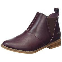 Rocket Dog Damen Maylon Chelsea Boots, Rot (Burgunderrot), 38 EU