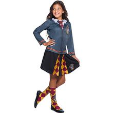 Gryffindor Costume Top - Child Gr. M
