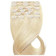 Desinas Produkte Clip In Extensions hellblond Clip In Extensions 1.0 st