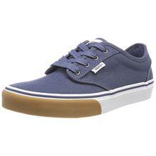 Vans Unisex-Kinder Atwood Sneaker, Blau (Gum Bumper), 38 EU