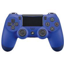 PS4 Dualshock Joypad Wireless Controller - blau