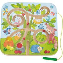 Magnetspiel Baumlabyrinth