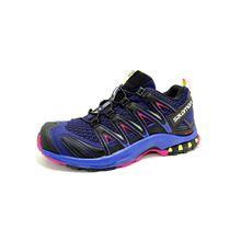 Salomon Sneakers blau Damen