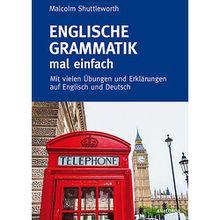 Buch - Englische Grammatik mal einfach