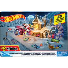 Hot Wheels Adventskalender 2018