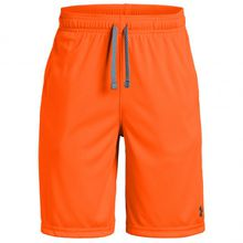 Under Armour - Kid's Prototype Wordmark Short - Trainingshose Gr L;XL blau;orange