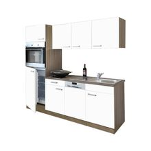 respekta-Economy-Küchenblock, ca. 205 cm