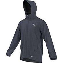 Adidas Performance Jacke adidas Herren Jacke Wanderta Outdoorjacken anthrazit Herren