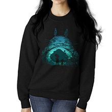 Treetoro My Neighbor Totoro Studio Ghibli Women's Sweatshirt