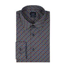 Slim Fit Business-Hemd aus Baumwolle Modell 'Pierre'