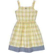 Polo Ralph Lauren Mädchen-Kleid - Gelb (92, 98, 104, 110, 116, 122)