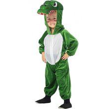Kinder-Kroko-Plüsch Kostüm
