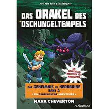 Buch - Das Geheimnis um Herobrine: Das Orakel des Dschungeltempels, Band 2