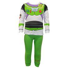 Disney Buzz Lightyear Kostüm Jungen Pyjamas 5-6 Jahre (116cm)