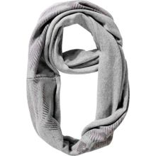 Pepe Jeans Schal 'ANDREAS JR SCARF' grau