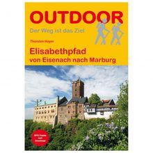 Conrad Stein Verlag - Elisabethpfad - Wanderführer 2. Auflage 2017