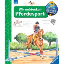 Ravensburger Wir entdecken Pferdesport
