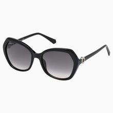Swarovski Sonnenbrille, SK0165 - 01B, Black