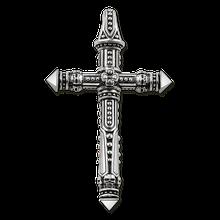 "Thomas Sabo Anhänger ""Kreuz"" gelb PE504-001-12"