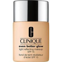 Clinique Make-up Foundation Even Better Glow Light Reflecting Makeup SPF 15 Nr. WN 68 Brulée 30 ml