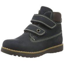 Primigi Unisex-Kinder Aspy 1 Kurzschaft Stiefel, Blau (Blue Scuro), 30 EU