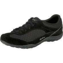 SKECHERS BREATHE-EASYSIMPLY SINCERE Sneakers Low schwarz Damen