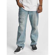 ROCAWEAR Jeans mit coolem Stitch auf der Gesäßtasche Jeanshosen hellblau Herren