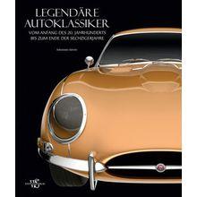 Buch - Legendäre Autoklassiker