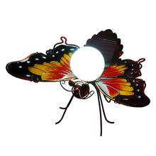 Solar-Dekoleuchte Schmetterling III