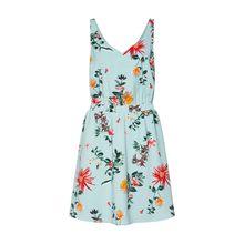 VILA Sommerkleid Vilaia Sommerkleider mehrfarbig Damen