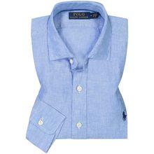 Polo Ralph Lauren Leinenhemd - Blau (L, M, S, XL, XXL)