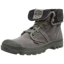 Palladium PALLABROUSE BAGGY, Damen Desert Boots, Schwarz (METAL/BLACK 029), 40 EU (6.5 Damen UK)