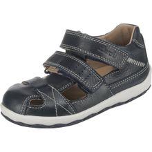 LURCHI Sandalen nachtblau / weiß