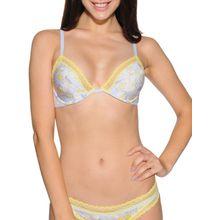 Calvin Klein Bügel-BH in gelb für Damen