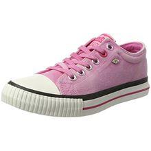 British Knights Damen Master Lo Sneaker, Pink (Pink), 40 EU