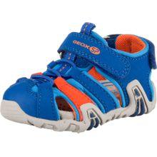 GEOX Sandalen 'Kraze' blau / koralle