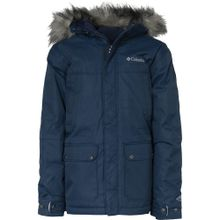 COLUMBIA Winterjacke 'SNOWFIELD' blau