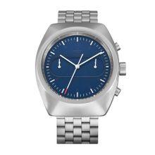 ADIDAS ORIGINALS Uhr blau / silber