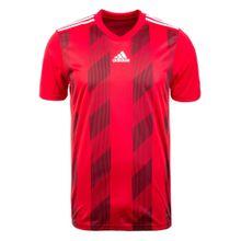 ADIDAS PERFORMANCE Fußballtrikot 'Striped 19' rot / weiß