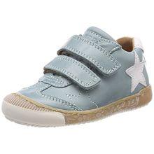 Bisgaard Unisex-Kinder Klettschuhe Sneaker, Grün (Mint), 30 EU