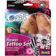 Orbis 30307 Airbrush Tattoo Set Mädchen  Kinder