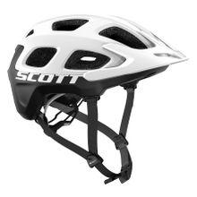 Scott - Vivo Unisex Mountainbikehelm (weiß/schwarz) - S (55-56)