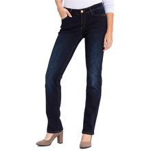 CROSS Jeans Rose - Straight Leg - Blue Black Used