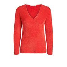 Kuscheliger Pullover aus Fellchengarn