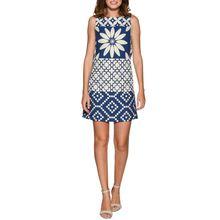 Desigual Kleid in blau für Damen