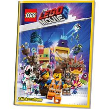 LEGO MOVIE Serie 2 Album