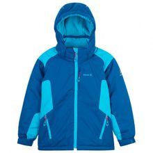 Kamik - Kid's Farrah - Skijacke Gr 116;128;140 blau/rosa;blau