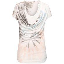 khujo Shirt SHIFA T-Shirts weiß Damen