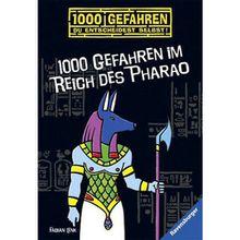 Buch - 1000 Gefahren im Reich des Pharao
