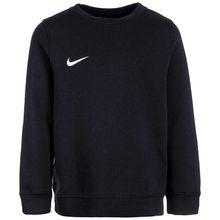 Nike Performance Club19 Crew Fleece TM Trainingssweat Kinder schwarz/weiß